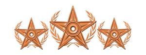 Bronze Package Emblem